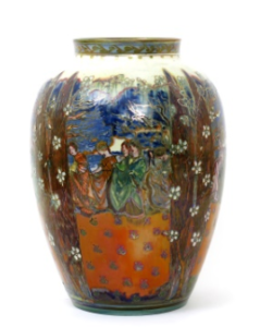Pilkington vase