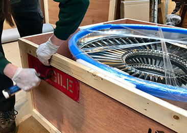 turbine-in-wooden-packing-crate-for-international-shipping