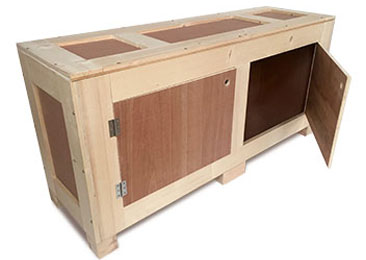wooden-timber-packing-case