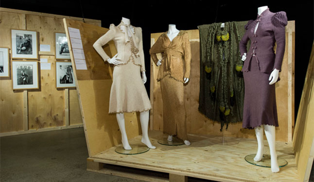 Fashion and Textile exhibition