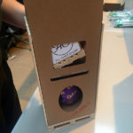 Chocolate Easter Egg in novelty crate packaging